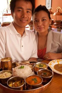 Lakpa Lama and Doma Sherpa - MATTHEW THORSEN