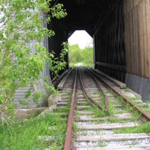 Lamoille Valley Rail Trail