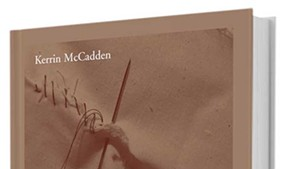 Landscape with Plywood Silhouettes: Poems by Kerrin McCadden, New Issues Press, 83 pages. $15.