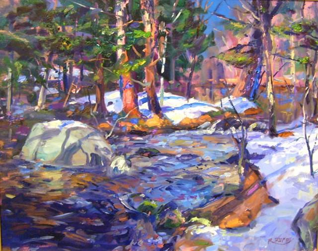"""Last Snow"" by Robert Duffy"