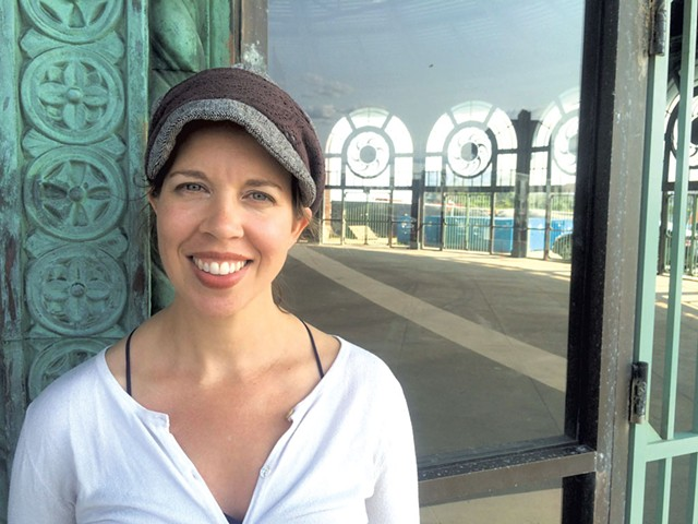 Laura Blereau - COURTESY OF BURLINGTON CITY ARTS