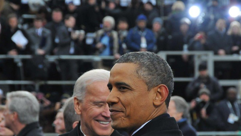 Leahy's Lens: Inauguration Photos from Vermont's Senior Senator