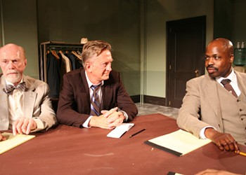 Theater Review: Twelve Angry Men