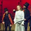 Theater Review: Dr. Jekyll and Mr. Hyde, Middlebury Actors Workshop