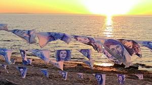 """Leviathan Phase I Sunset II"" by Aubrey Roemer"
