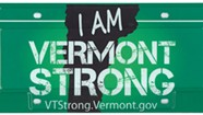 """License Plate Sales Not So """"Vermont Strong"""" After All"""