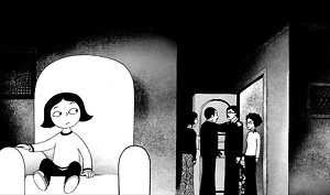 LIFE ?DRAWINGS? Satrapi has ?adapted her ?memoirs into ?the year's most ?ground-breaking ?animated film.?