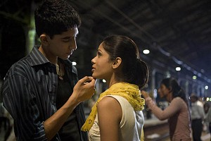 LIFELINE  An Indian  orphan finds the key  to riches in his past poor fortune.