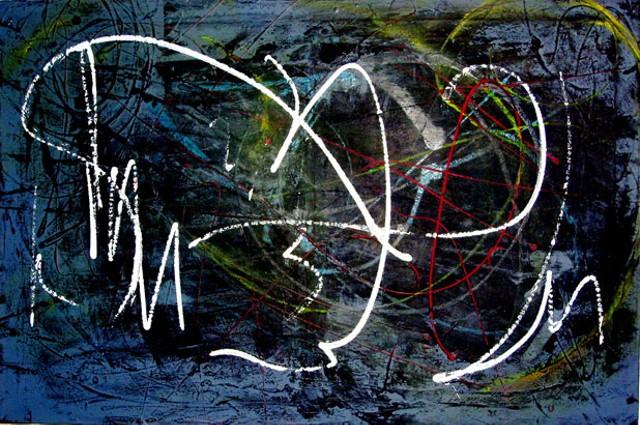 """Line Dance"" by Arthur Zorn"