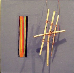 """""""Lines and Sticks"""" by Linda Maney"""