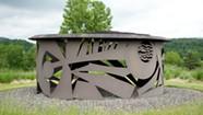Eyewitness: Cold Hollow Sculpture Park, Enosburg Falls