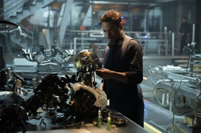 LOST IN THE MACHINE:The search for a perfect AI has untoward results in the latest Marvel flick, which is itself a machine of somewhat terrifying magnitude.