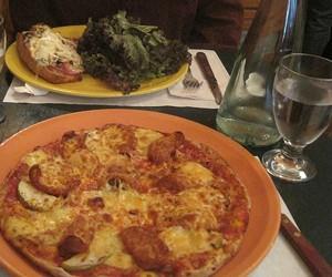 Lunch at Tartin'Izza