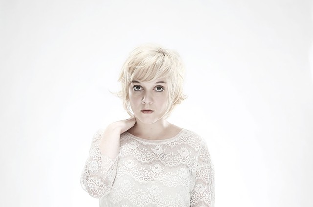 Lydia Loveless - COURTESY OF HORIZ WHITE