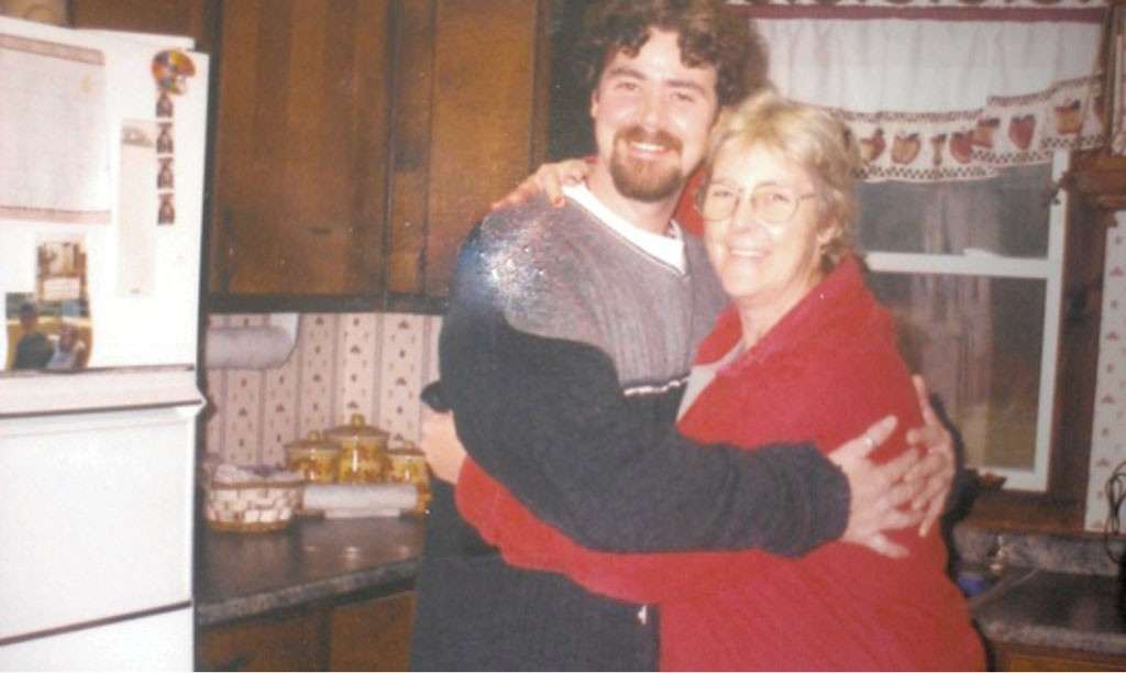 Macadam Mason and mother Rhonda Taylor
