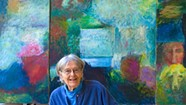 Eyewitness: Painter Maize Bausch