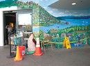 Making a Good Entrance: Tara Goreau Creates an Art Portal at City Market