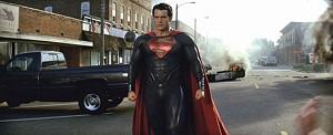 MAN OF SULK Superman gets shinier, brawnier and moodier in Snyder's reboot.