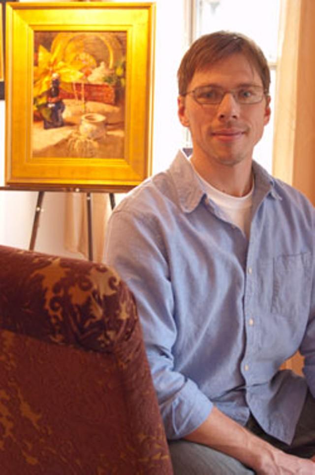 Mark Boedges