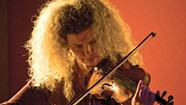 Chamber Player or Rocker, a Vermont Violinist Brings It Home