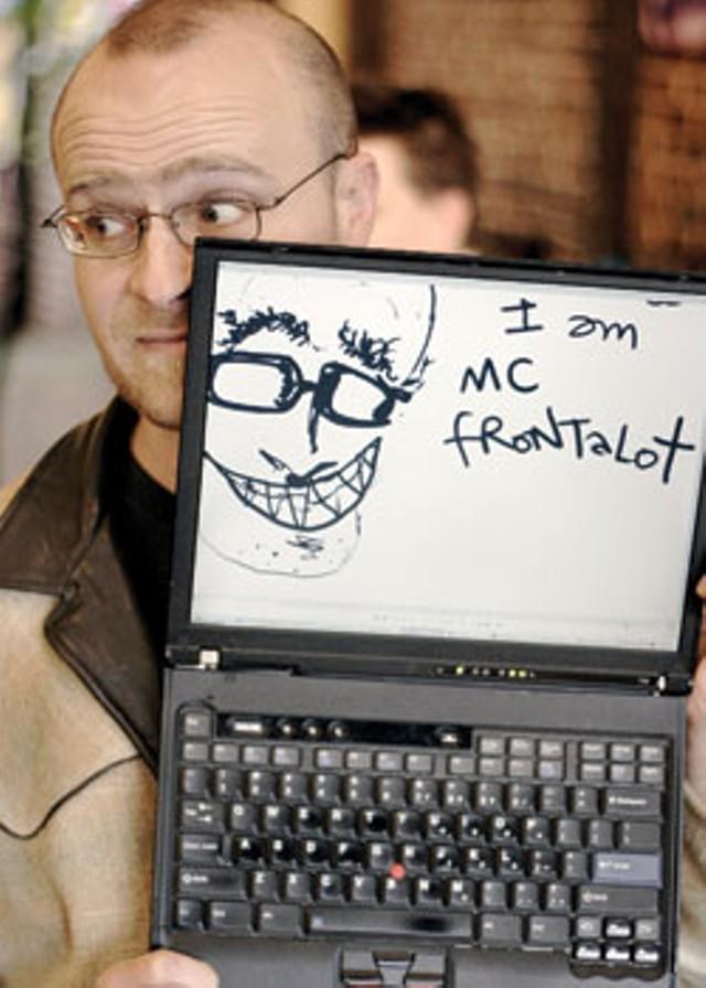 MC Frontalot