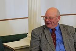 Sen. Norm McAllister - PAUL HEINTZ