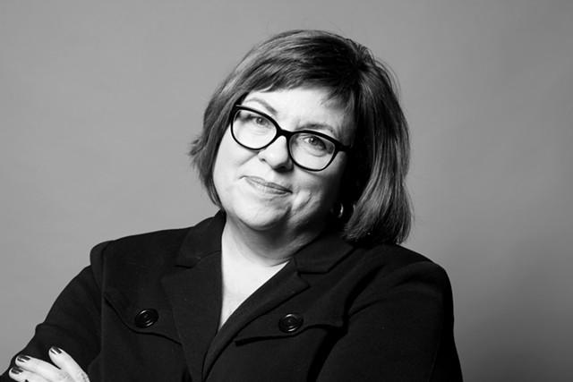 Holly Groscher - COURTESY: VERMONT PBS