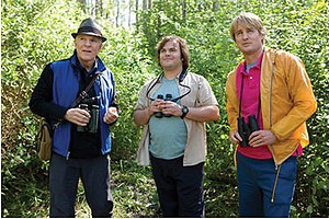 MEET THE FLOCKERS Martin, Black and Wilson join hobbyists who gather to see who can spot the most bird species in a year.