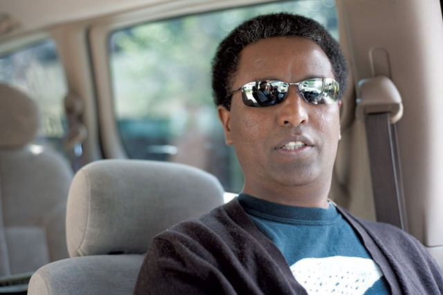 Mesfin Tessema - NATALIE WILLIAMS