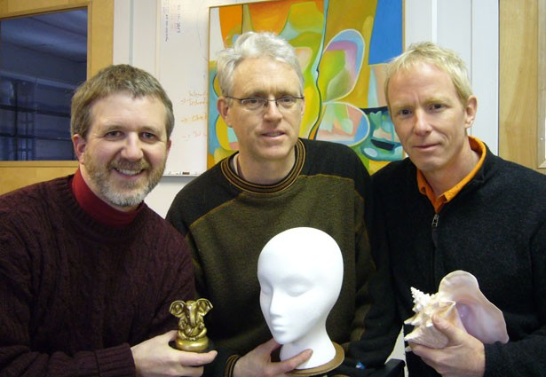 Michael Yacavone, Jeff Doyle, Dwight Aspinwall