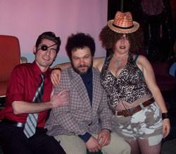 Mike Nordstrom, J.D. Ryan and Erin McDermott