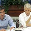 Burlington's Mayor Steps Out With a Budget-Balancing Act