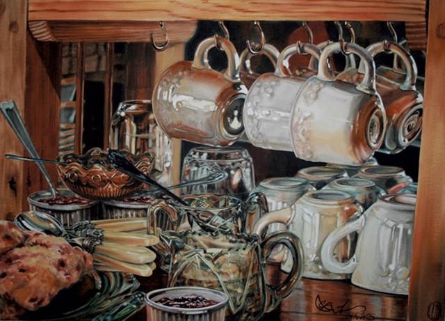 """Mocha Latte Espresso"" by Cynthia Brabec-King"