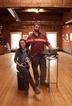 Monica Donovan and Judd Lamphere - MATTHEW THORSEN