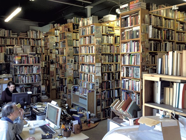 Monroe Street Books - COURTESY OF XIAN CHIANG-WAREN