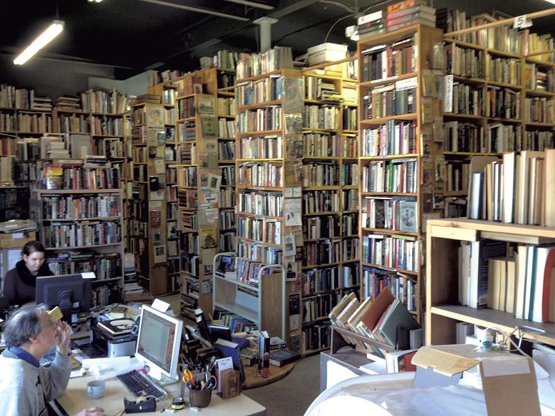 Monroe Street Books - COURTESY OF XIAN CHIANG-WAREN