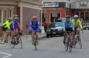 Montpelier Ladies' road ride