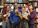 Montpelier's Bear Pond Books Receives James Patterson Grant