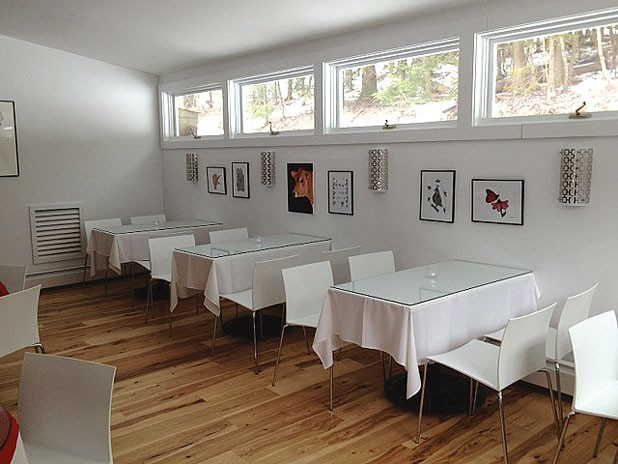 Mountain Road Resort Dining Room