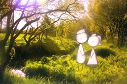 Animation, meet reality —or is this reality? - © 2012 DON HERTZFELDT