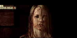 Despite the blood, this isn't really a horror flick. - IFC MIDNIGHT