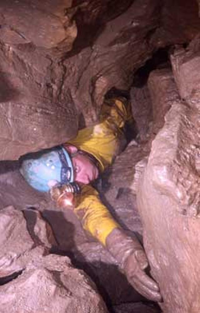Mt. Aeolus Cave