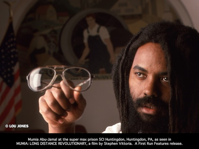 Mumia Abu-Jamal - COURTESY OF GODDARD COLLEGE