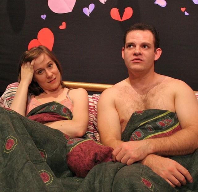 Natalie Miller and Michael Karraker