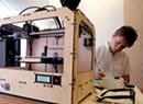 New Church Street Shop Aims to Spark 3-D Creativity