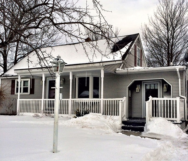 New North End, 33 Pennington Drive, 3 Bedroom, 1 Bath, $255,900 - COURTESY OF JASON LEFEBVRE - SIGNATURE PROPERTIES OF VERMONT