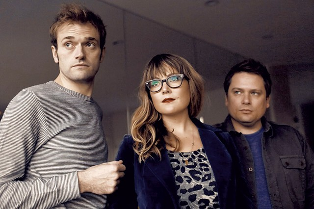 Nickel Creek, who will perform at Ben & Jerrry's Concerts on the Green