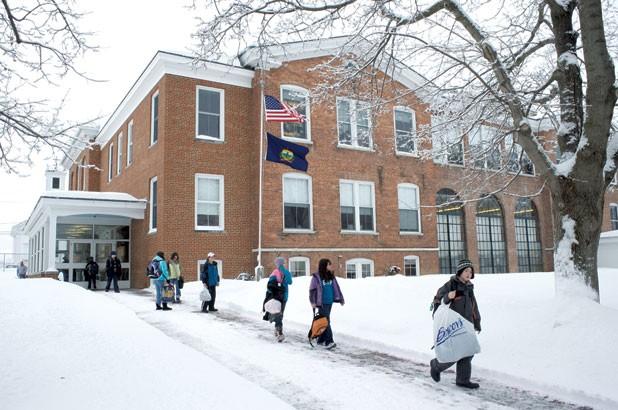 North Bennington's elementary school