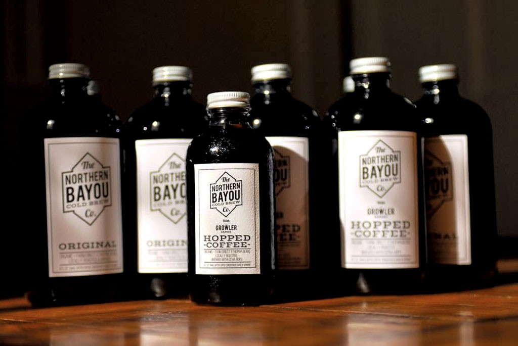 COURTESY OF NORTHERN BAYOU COLD BREW CO.