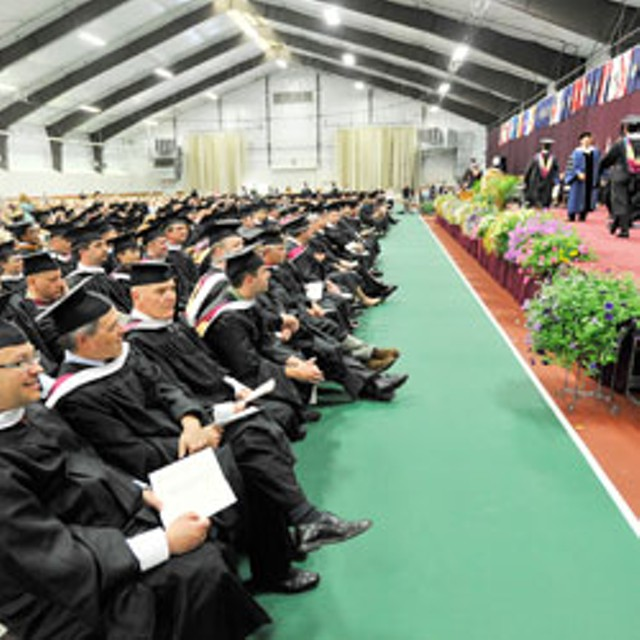 Norwich Graduates of 2010